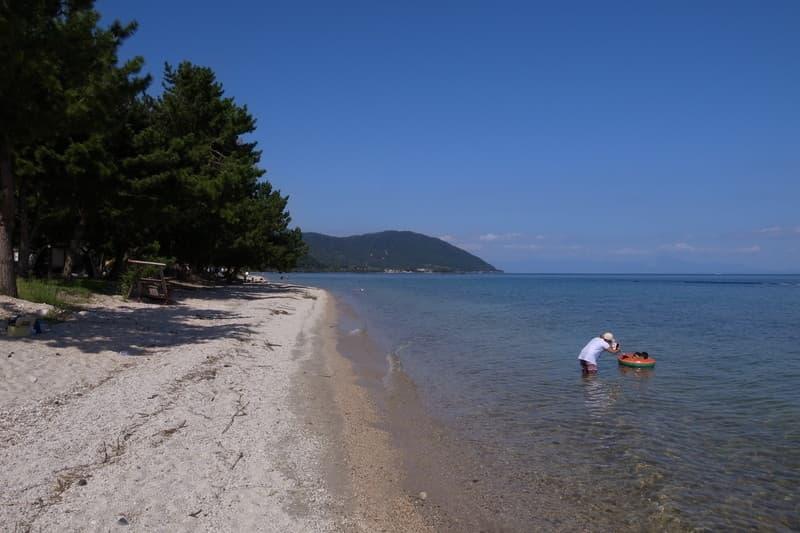 松水 琵琶湖