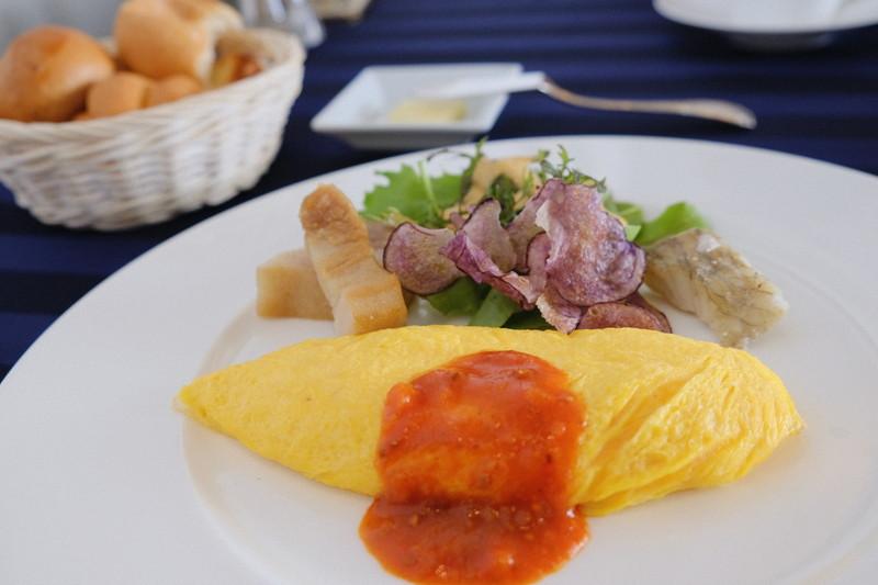 ホテルシーショアリゾート 朝食