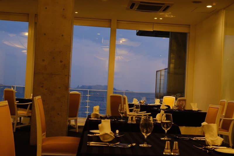 ホテルシーショアリゾート レストラン