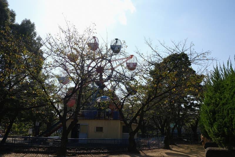 姫路市立動物園 観覧車