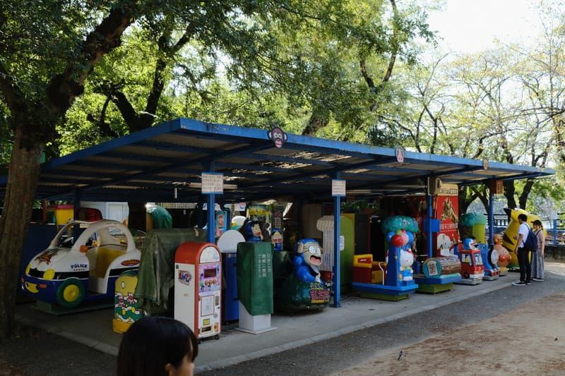 姫路市立動物園 遊具