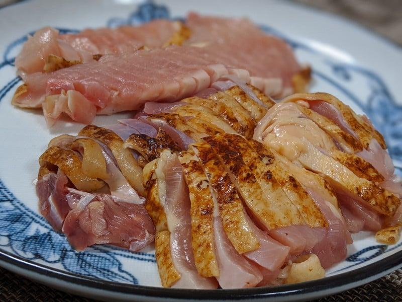 鹿児島県湧水町のふるさと納税でもらった鶏刺しのレベルが高くてびっくりした