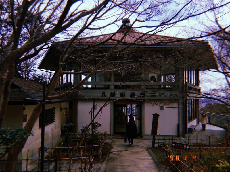 近江八幡 八幡山 展望台